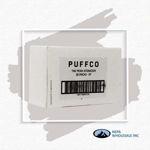 Puffco The Peak Atomizer 6CT