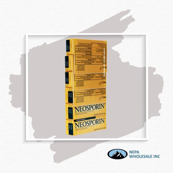 Neosporin 0.5oz Original