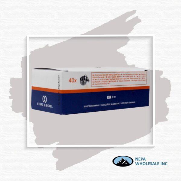 Storz & Bickel Dosing Capsule 40-1Box