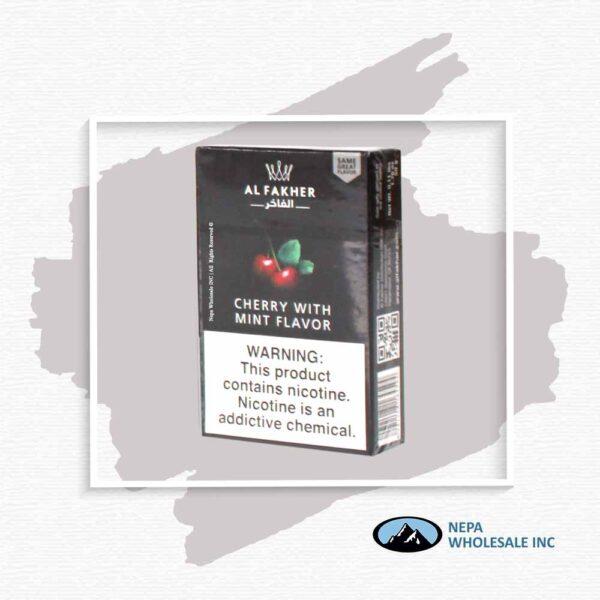Al Fakher 10-50gm Cherry with Mint Flavor