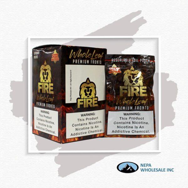 Fire Fronto Whole Leaf 10 Packs