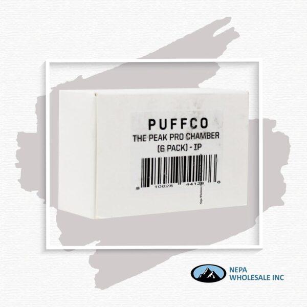 Puffco The Peak Pro Chamber 6Ct