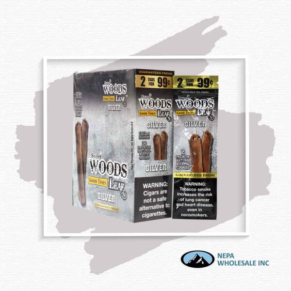 GT Woods 2 for $0.99 Silver