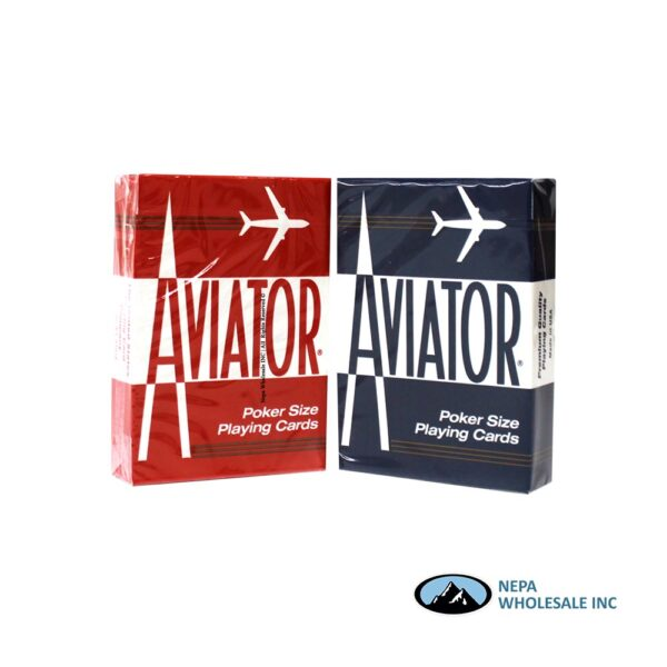 Aviator Playing Card 12Ct