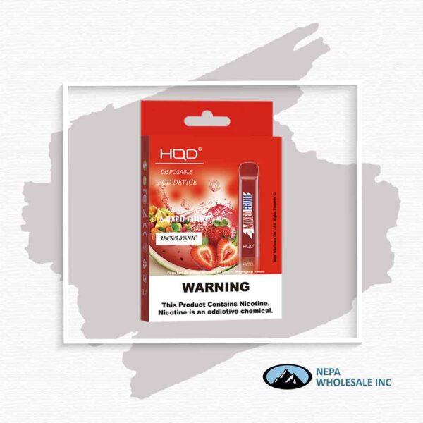 HQD V1 Disposable 5% Mixed Fruit 3x10PK