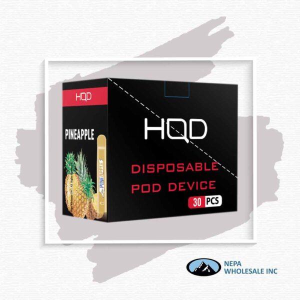 HQD V1 Disposable 5% Pineapple 3x10PK