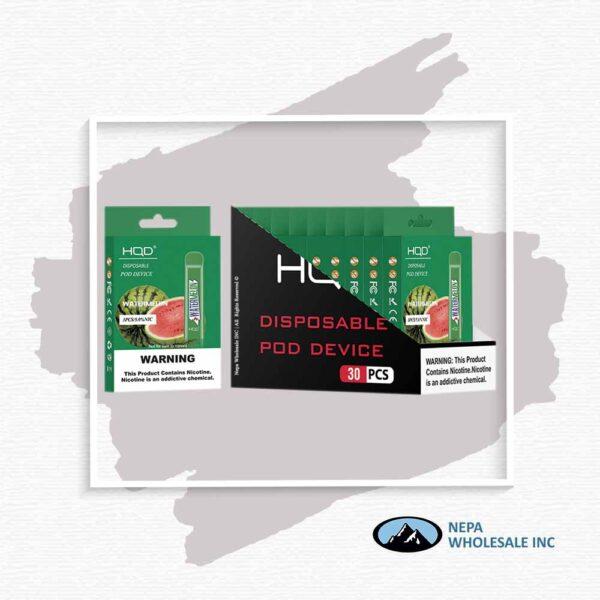 HQD V1 Disposable 5% Watermelon 3x10PK