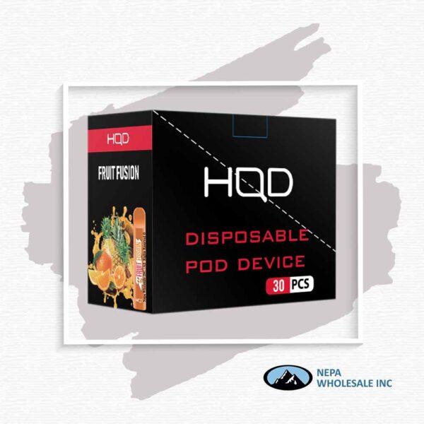 HQD V1 Disposable 5% Fruit Fusion 3PK