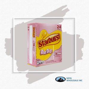 Starburst 24-2.07Oz All Pink