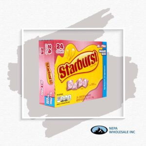 Starburst 24-3.45 All Pink Share Size