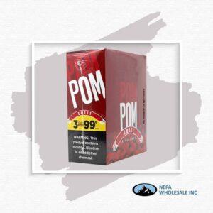 Pom Pom 3 for $0.99 Pouch Regular