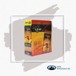 Game Leaf 2 For $1.29 Mango