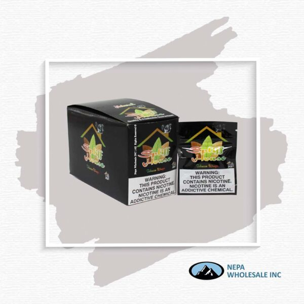 Spliff House Leaf 25 Packs