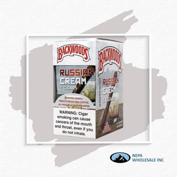 BackWoods 5 PK 40 Russian Cream