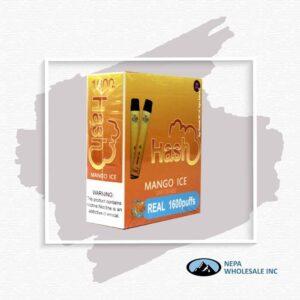Hash Real 5% Mango Ice 1X10Pk Disposable