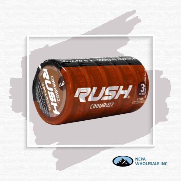 Rush 3Mg Cinnabuzz 1-5 Can