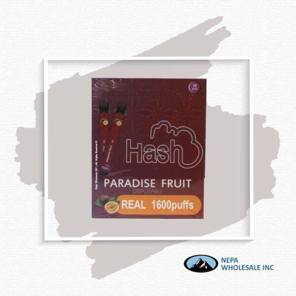 Hash Real 5% Paradise Fruit 1X10Pk Disposable