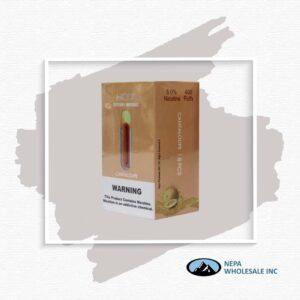 HQD Rosy 5% Disposable Cantaloupe 8PK