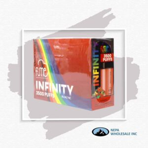 Fume Infinity 5% Rainbow Candy 5Pk Disposable