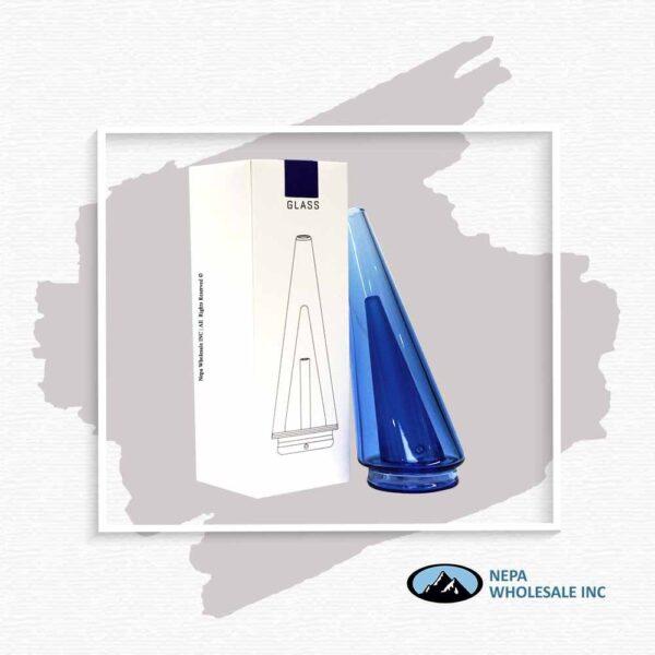 Puffco Peak Pro Glass Royal Blue 1Ct