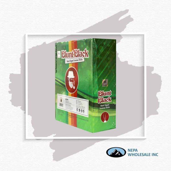 .Blunt Black 10.5 Inch 72-12Ct Incense
