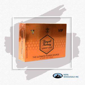 Royal Honey 20g-12 Sachets