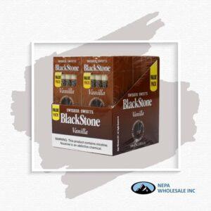 Swisher Sweet Black Stone Vanilla 20-5 Pk