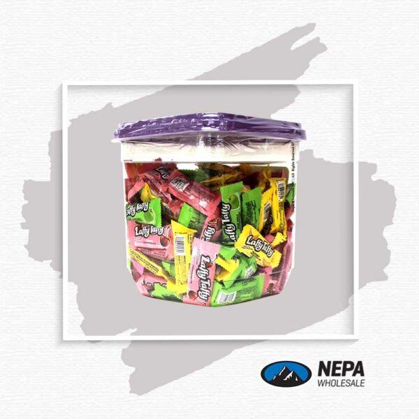 Laffy Taffy 145 Pieces Mix Jar