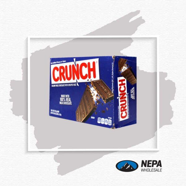Crunch 36-1.55 Oz Regular