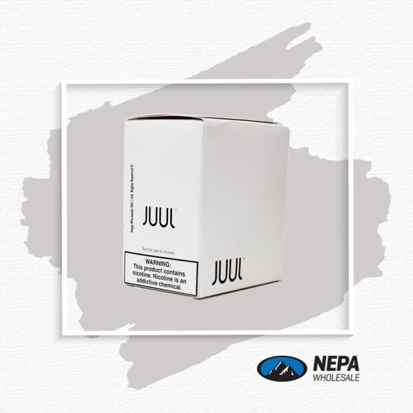 Juul 2-8Ct 5% Virginia Tobacco