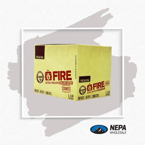 Fire Cones 1 1/4 30 Packs Per Box